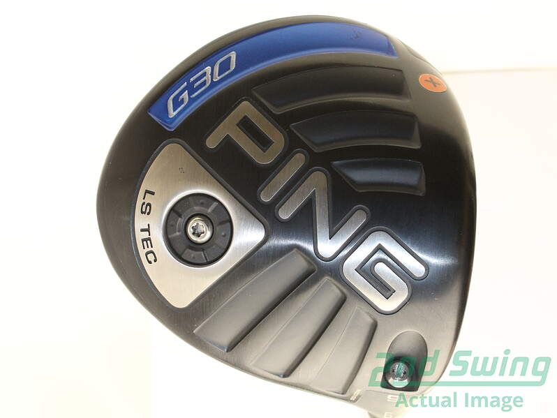 Ping G30 Driver Adjustment >> Ping G30 LS Tec Driver 9* Graphite X-Stiff Right 45 in | eBay