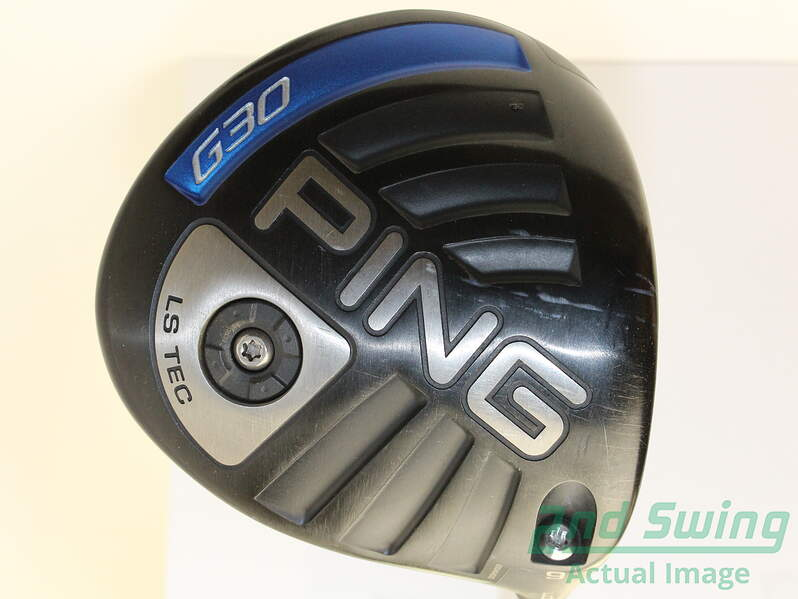 Ping G30 Driver Adjustment >> Ping G30 LS Tec Driver 9* Graphite Stiff Right 45 in   eBay