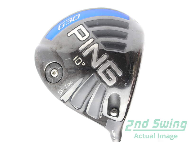 Ping G30 Driver Adjustment >> Ping G30 SF Tec Driver 10* Graphite Regular Right 45.5 in | eBay